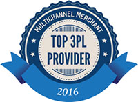 Multichannel Merchent Top 3PL Provider for 2016